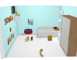 quarto da minha filha SONIA