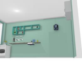 projeto 1 - cozinha