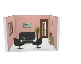 Sala de Estar casa nova