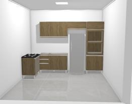 Cozinha integra - henn 22