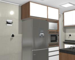 Cozinha - COR CINAMOMO