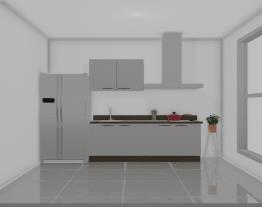 Kitchen Garage
