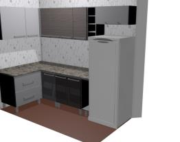 cozinha aparecida