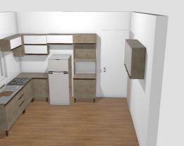 cozinha silene