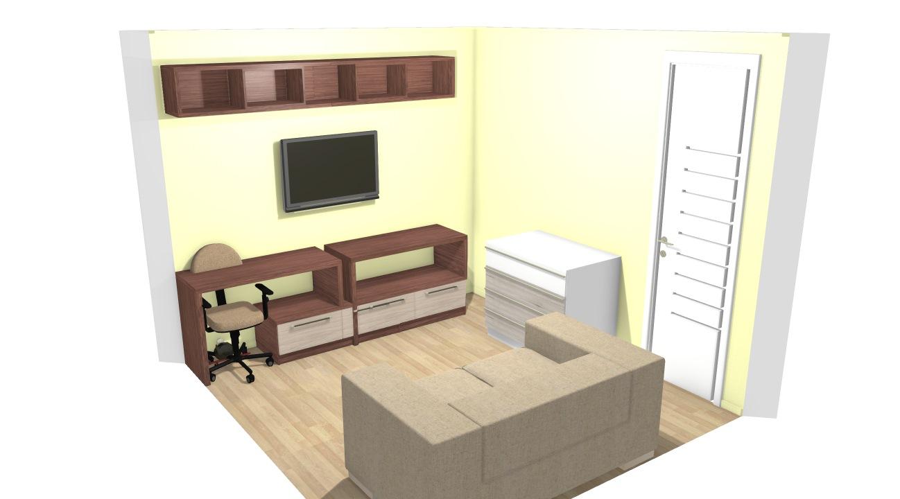 Novo escritorio