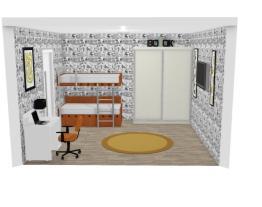 dormitório kids 2