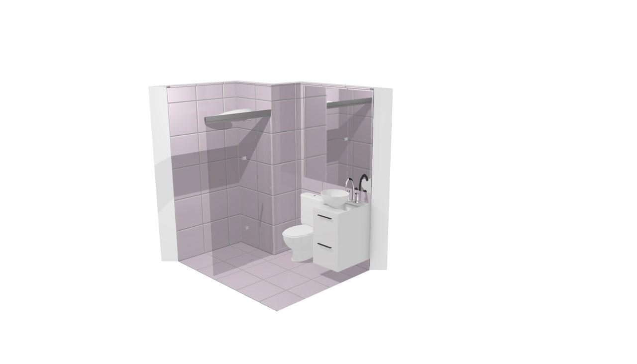 Banheiro da PRI E VI