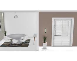 Sala Jantar/Estar