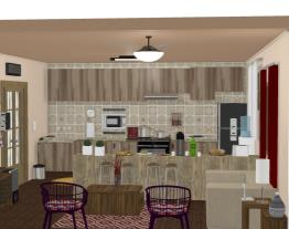 sala cozinha 12
