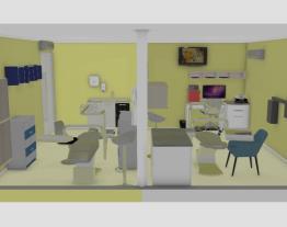 Consultorio Dentista HSJB