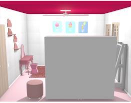 quarto de solteiro feminino infantil
