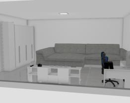 Escritório/Sala de jogo