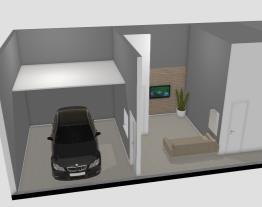 projeto garagem Foz
