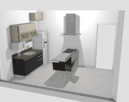 Cozinha new lay