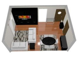 Sala Apartamento 9