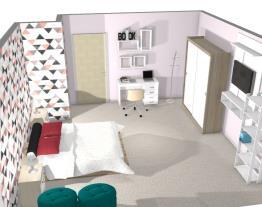 Meu projeto: quarto menina