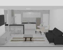 Cozinha Neoclassica