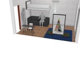 quarto/sala flat