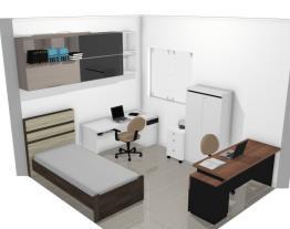 R1 - quarto/escritório