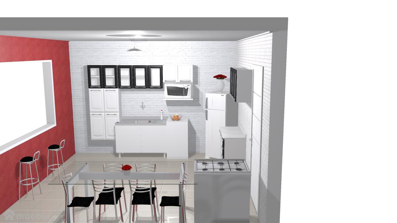 Daysiane cozinha