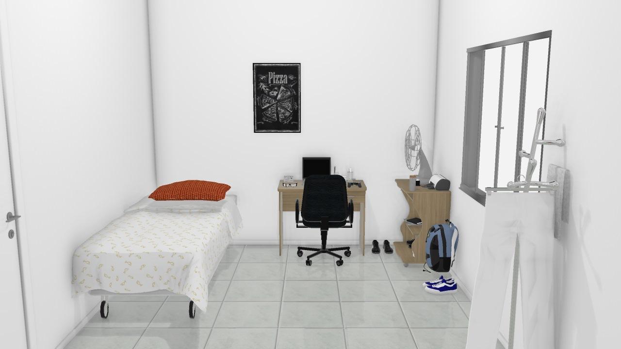 Gut's Bedroom