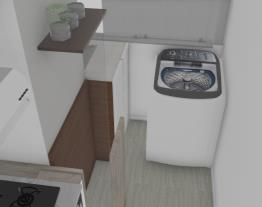 (3ª opção) Cozinha + Corredor - Summer 2