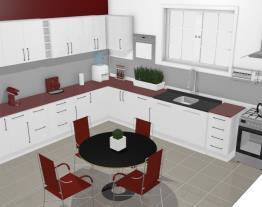 cozinha red