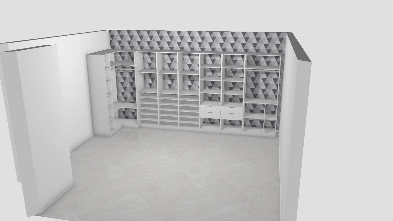 closet em andamento