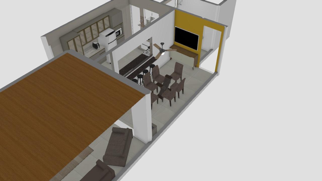 Reforma cozinha/banheiro