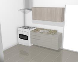 Flavia - projeto cozinha kappesberg