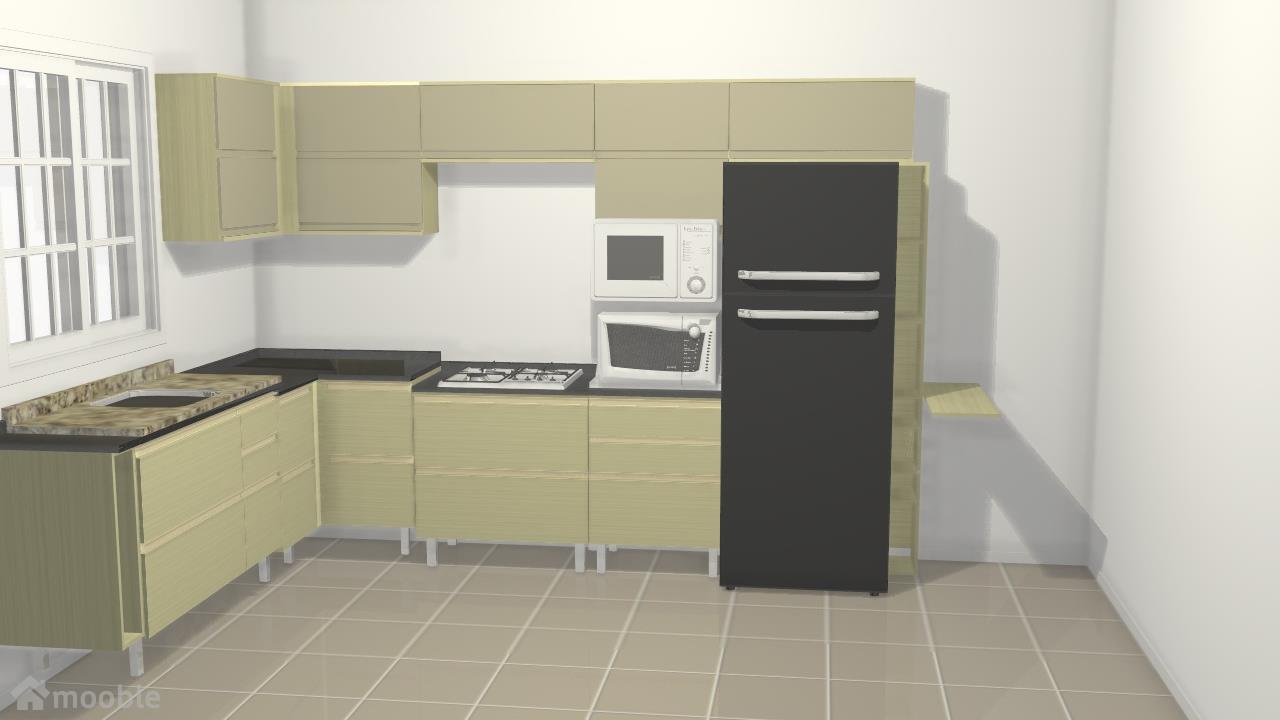cozinha lari
