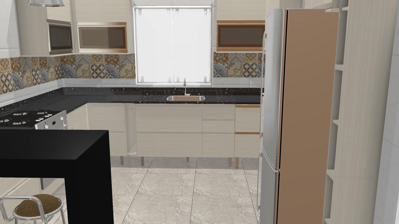 cozinha lara