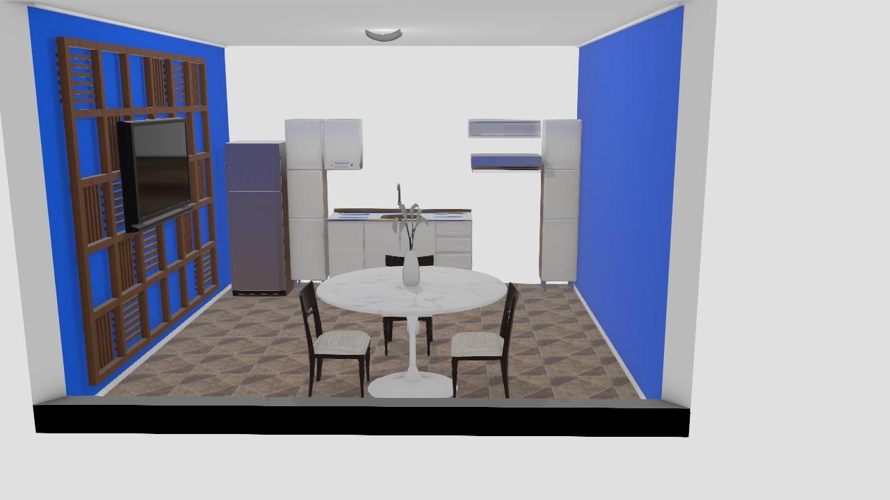 Meu 1º Projeto - Cozinha Bertolini