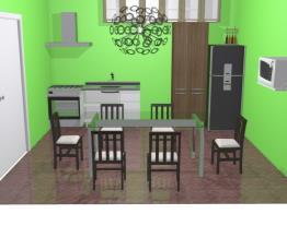 cozinha de rico