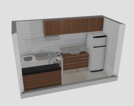 Meu projeto Leroy Merlin - cozinha