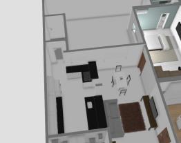 2 Quartos/Cozinha e Banheiro Novo/Clinica