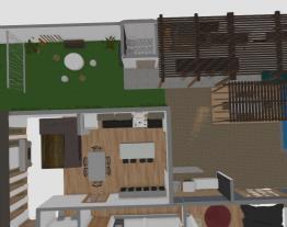 casa completa - modelo sem conteiner