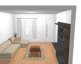 Projeto da minha sala
