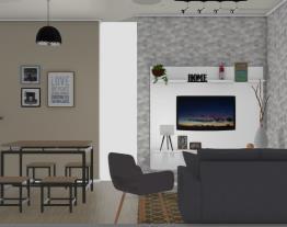 Sala de estar e jantar 3
