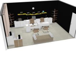 Meu projeto no Mooble - sala nova