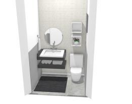 Banheiro Edícula - Jéssica Bailly