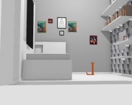 Meu quarto apartamento