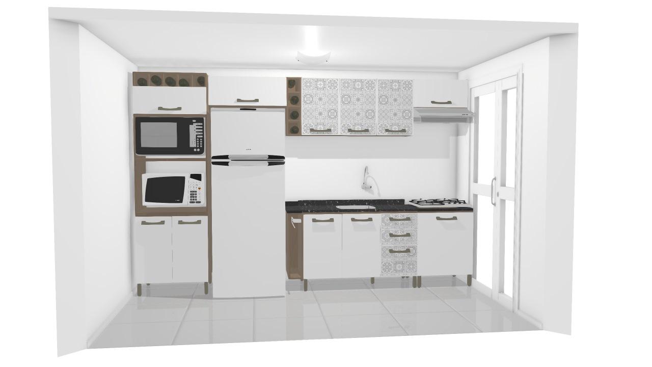 Cozinha Sense Rejane
