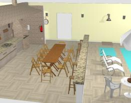 area da churrasqueira O2