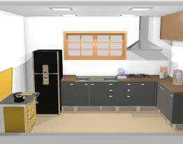 cozinha sara