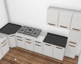 Cozinha em U 2