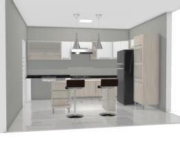 projeto cozinha max