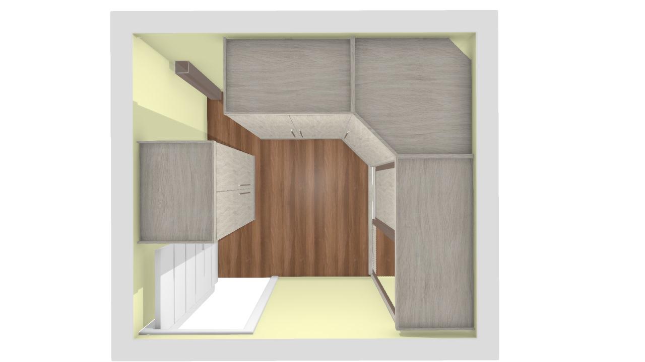 Marcio closet