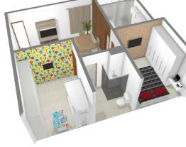 projeto apartamento mrv