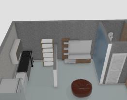 casa aluguel simples